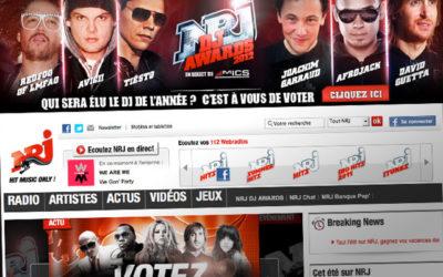 NRJ : première radio de France