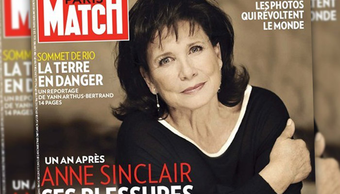 Anne Sinclair de retour sur Europe 1