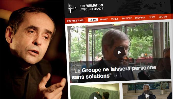 Chasse aux sorcières : Robert Ménard viré d'I>Télé