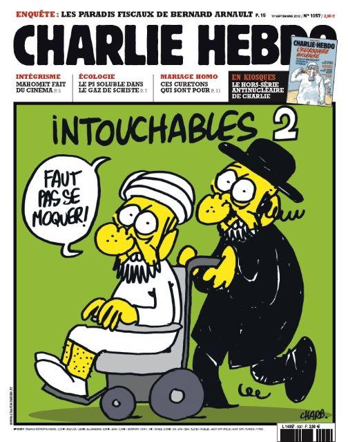 Charlie Hedbo : ventes qui explosent, un site en rade
