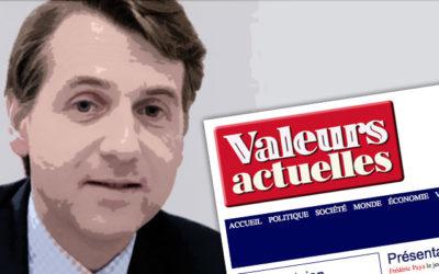 Yves de Kerdrel directeur général du groupe Valmonde