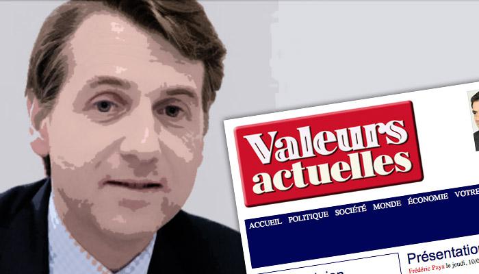 Yves de Kerdrel nommé directeur général du groupe Valmonde
