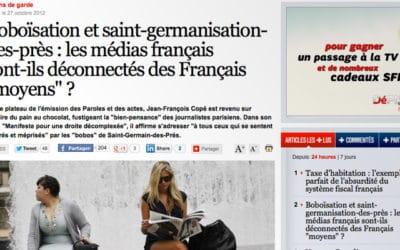 Les médias en France sont-ils coupés du peuple ?