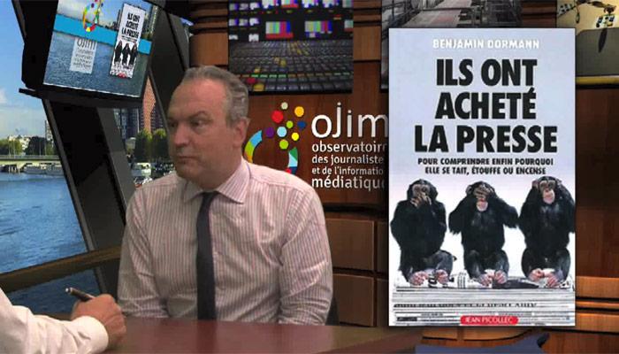 """Claude Chollet / Benjamin Dormann — """"Ils ont acheté la Presse"""""""