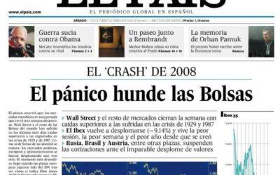 Plan social à El País