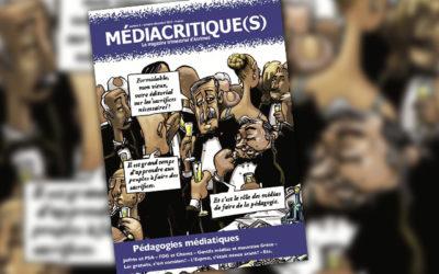 Médiacritique(s) n°5 est parue
