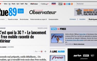 Rue89 : intimidation de journaliste ?