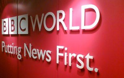 """""""Mauvais usage"""" des réseaux sociaux à la BBC"""