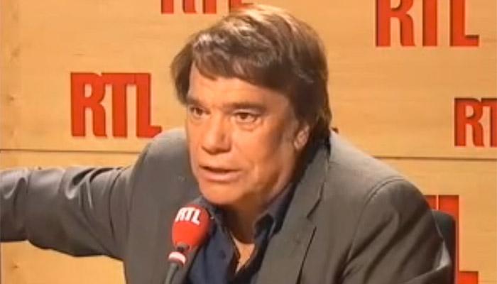 Bernard Tapie, futur patron de presse ?
