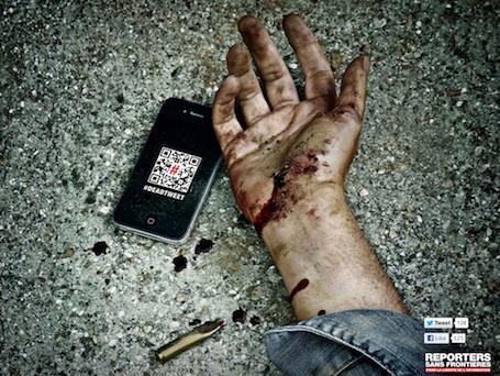 Syrie : les journalistes paient le prixfort