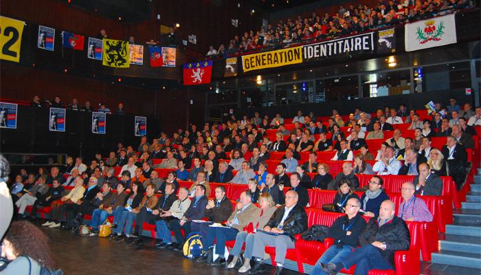 Convention Identitaire, déontologie et accueil des journalistes