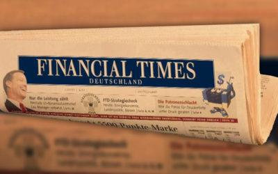 Le Financial Times Deutschland met la clé sous la porte