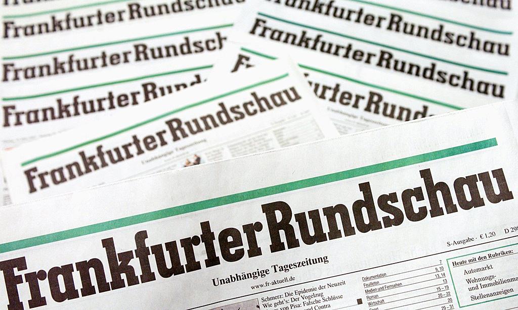 Presse allemande, presse française : même difficultés !