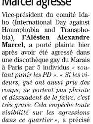 Homophobie : Ce que ne dit pas Le Midi Libre