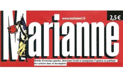 Marianne en crise