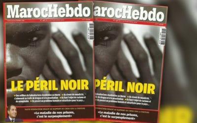 Maroc Hebdo raciste ?
