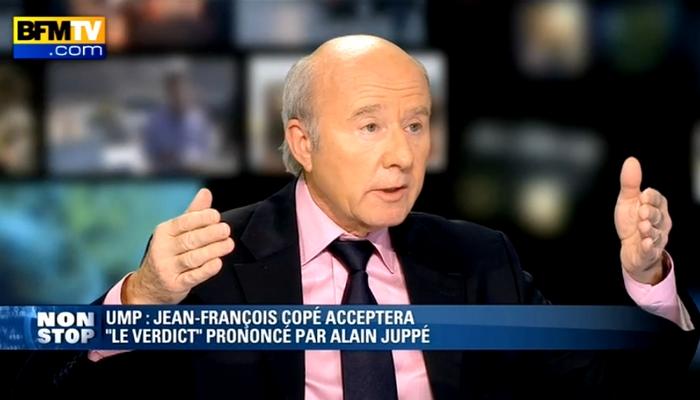 Duel Fillon-Copé : Olivier Mazerolle en a marre !