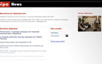 Sipa News : un concurrent de moins pour l'AFP ?
