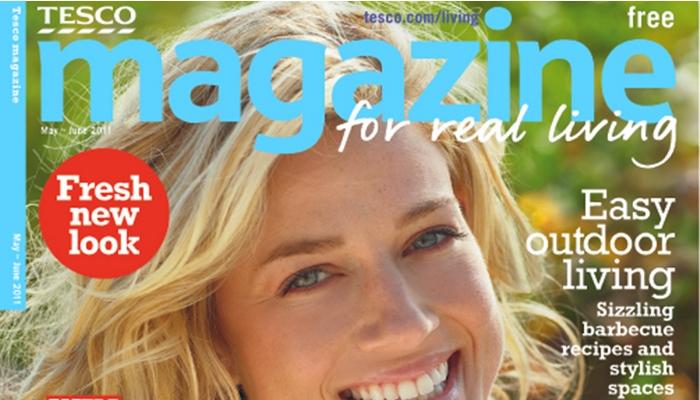 Le magazine de supermarchés Tesco plus lu que The Sun
