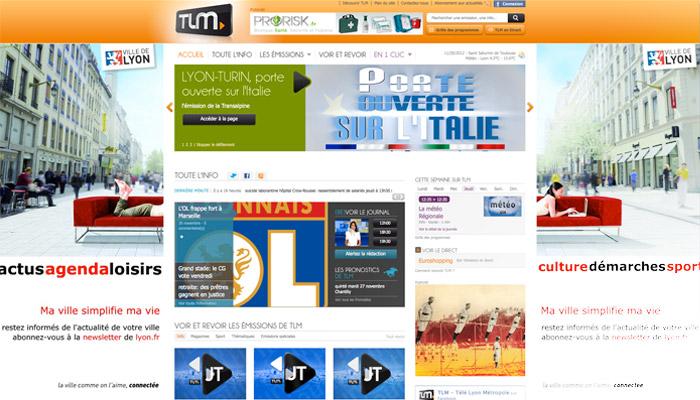 Télé Lyon Métropole : réorganisation en vue