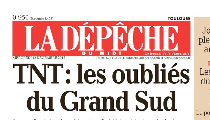 la depeche fr
