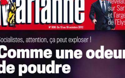 Du rififi chez Marianne…