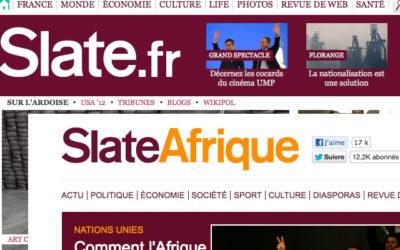 Slate.fr rentable : Slate Afrique en profite !
