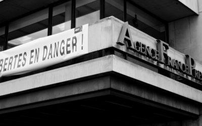FN : l'AFP a‑t-elle minimisé une agression ?