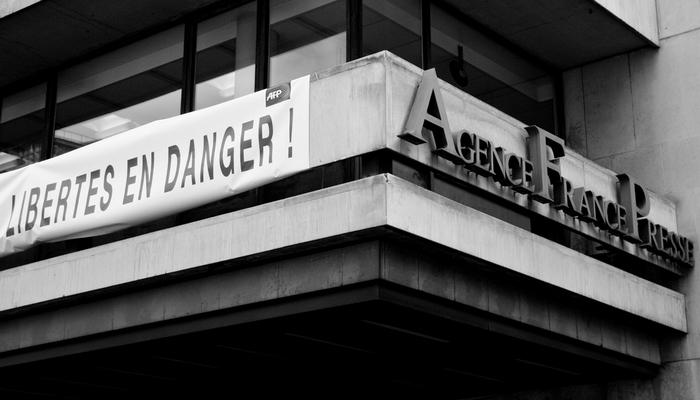 FN : l'AFP a-t-elle minimisé une agression ?