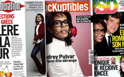 Inrocks : Audrey Pulvar sur le départ ?