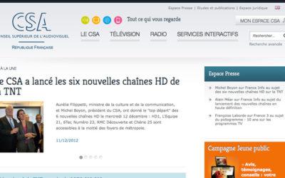 TNT : 6 nouvelles chaînes font leur apparition