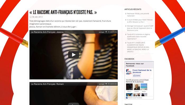 Racisme anti-Français : Minute dévoile un scandale