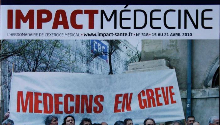 Le groupe Impact médecine en liquidation judiciaire