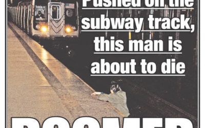 New York Post : la Une qui choque