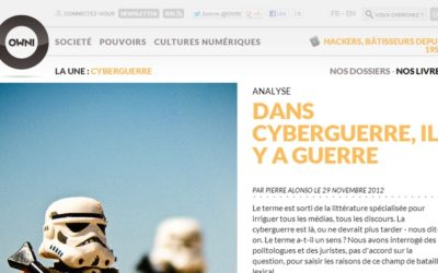 [MàJ] Le site d'information Owni va disparaître