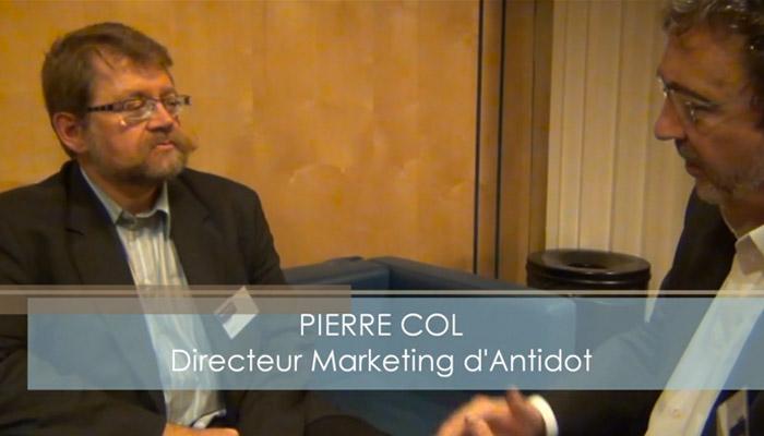 Le numérique en renfort des médias, entretien avec P. Col