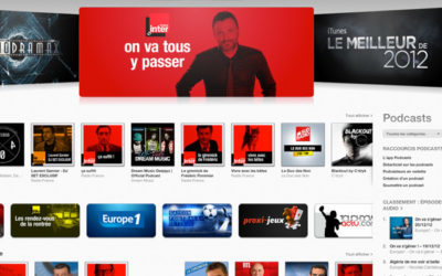 Podcasts : France Culture devance France Inter