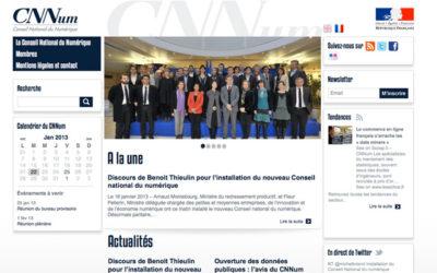 Benoît Thieulin nommé président duCNN