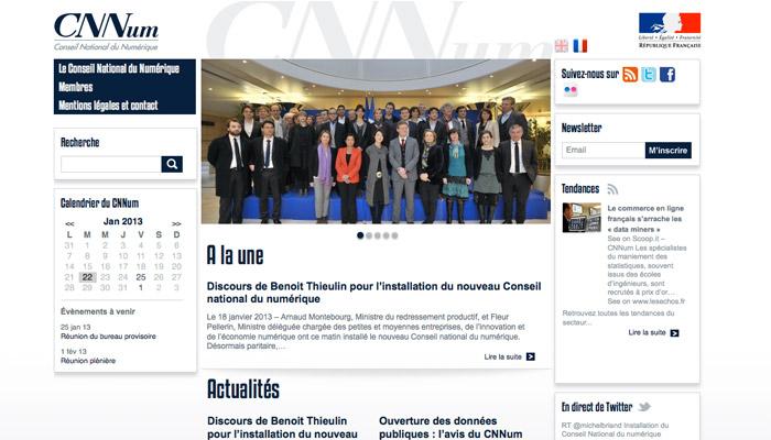 Benoît Thieulin nommé président du CNN