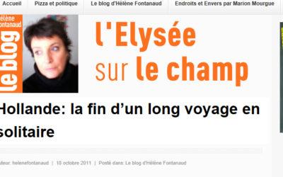 Hélène Fontanaud nommée chef du service presse duPS