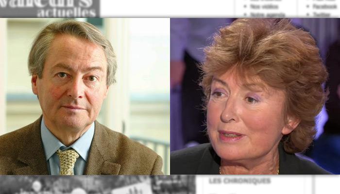 Valeurs actuelles : Stéphane Denis et Christine Clerc sur le départ ?