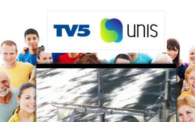 UNIS : nouvelle chaîne francophone au Canada