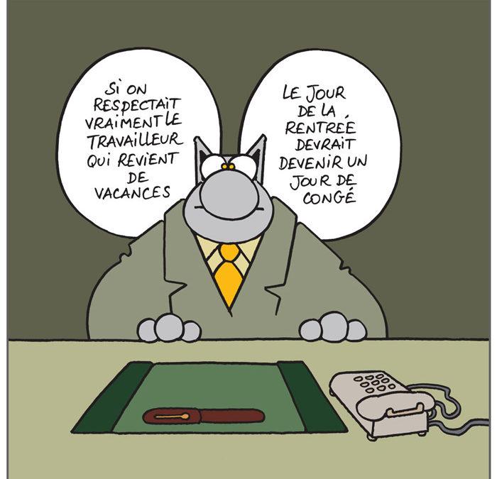 Le « Chat » de Philippe Geluck meurt à 30 ans !