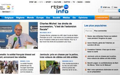 En crise, la RTBF prévoit un plan d'économies