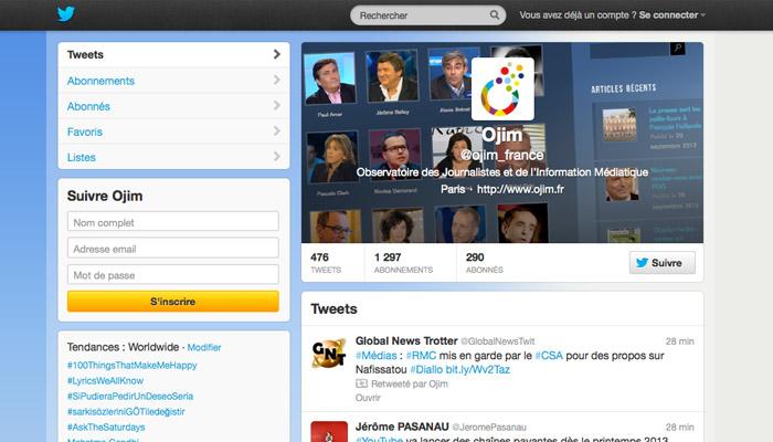 Twitter atteint une valeur de 9 milliards de dollars