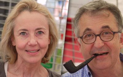 Deux journalistes candidats à l'Académie française