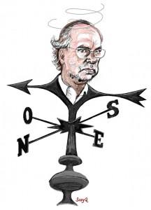 Laurent Joffrin : socialiste libéral compatible à tous les pouvoirs