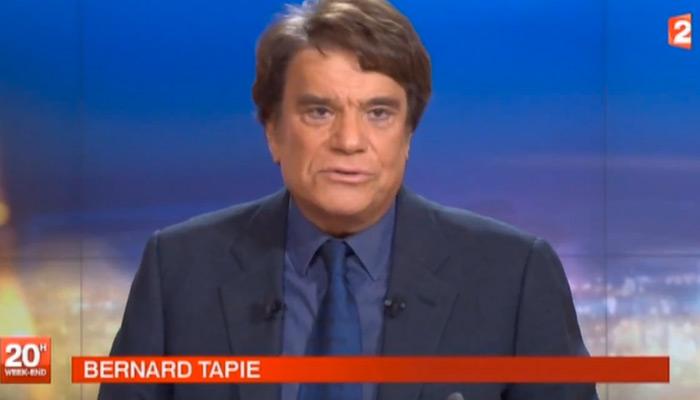 Bernard Tapie sort son carnet de chèques !