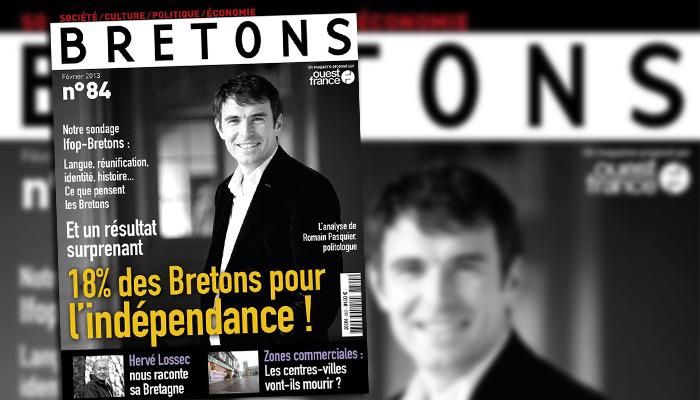 Censure : Ouest-France fait retirer des kiosques le magazine Bretons