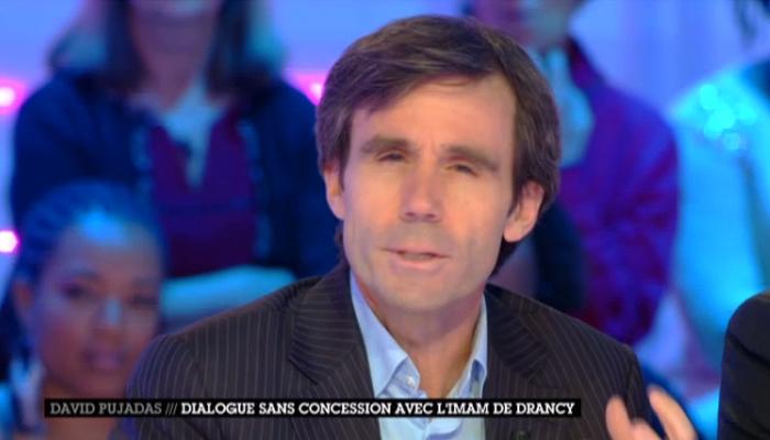 Le JT de France 2 : pas neutre selon Pujadas